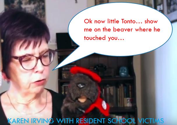 karen irving resident school victims
